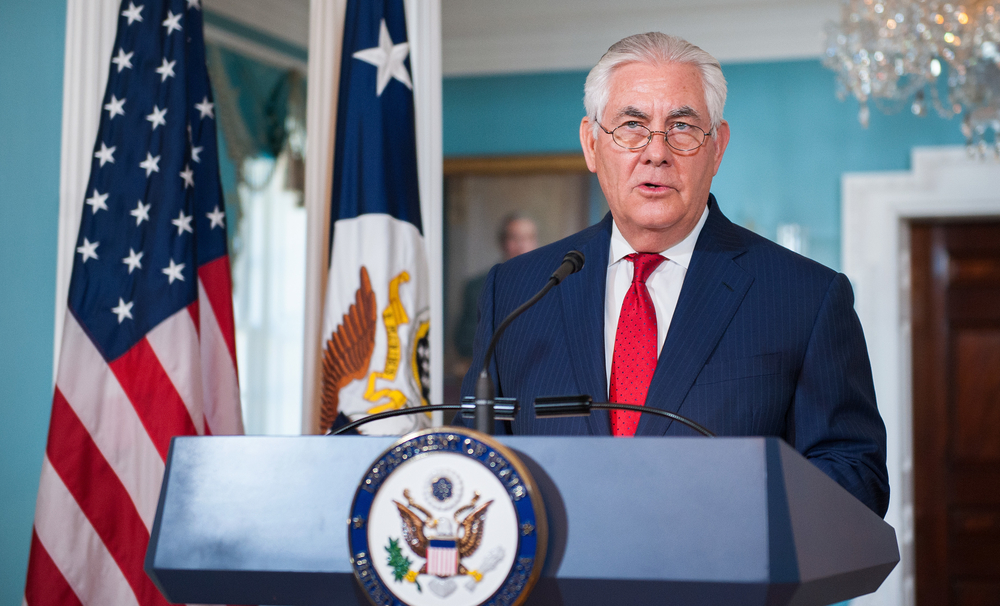 US chief diplomat Tillerson criticizes Saudi foreign policy