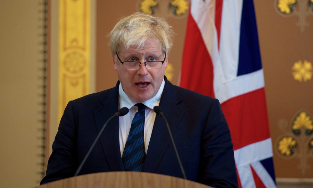 British foreign minister arrives in Oman