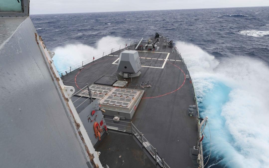 Saudi Arabia's modernization considerations for its West Coast fleet