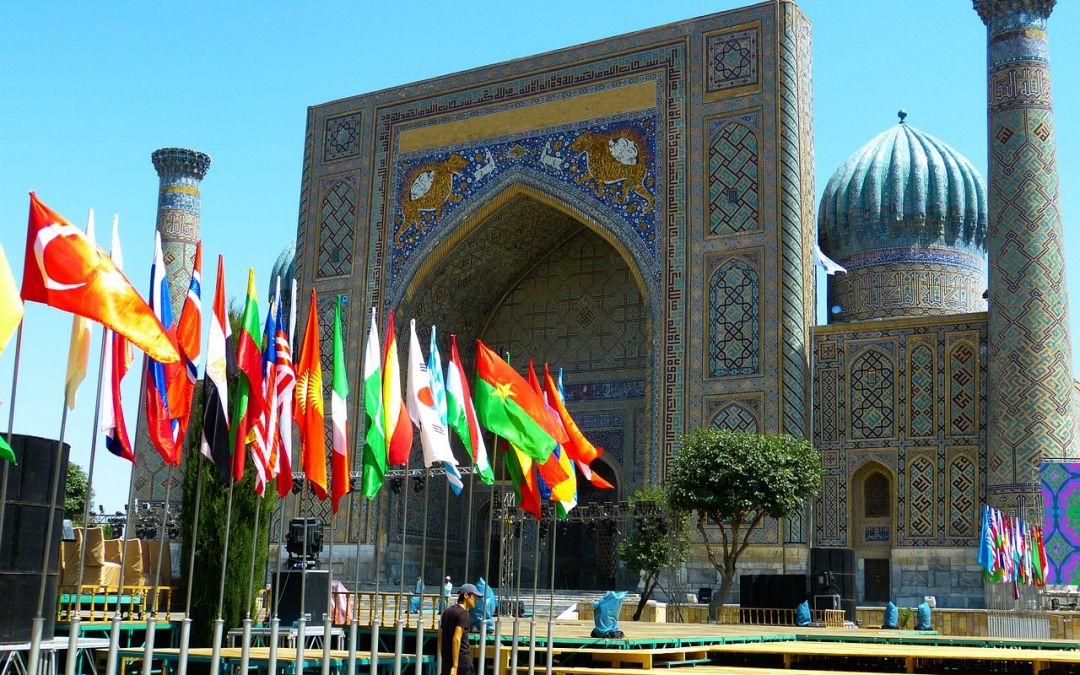 The UAE's northern strategy in Central Asia