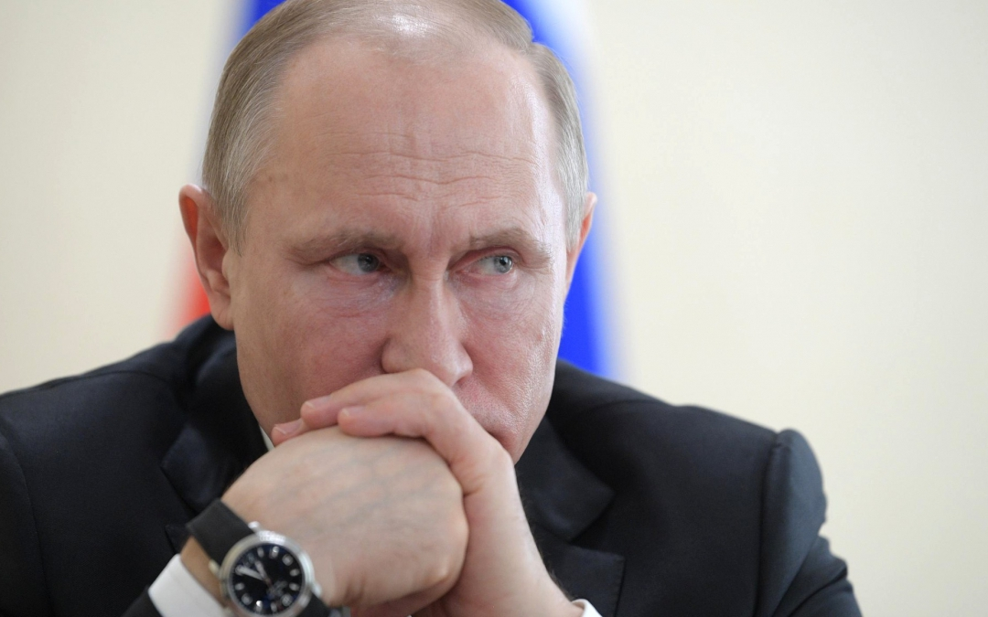 As America retreats, Putin builds a powerful military presence in Syria
