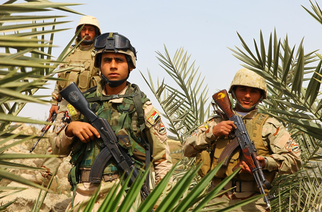 Unrest heats up in Iraq