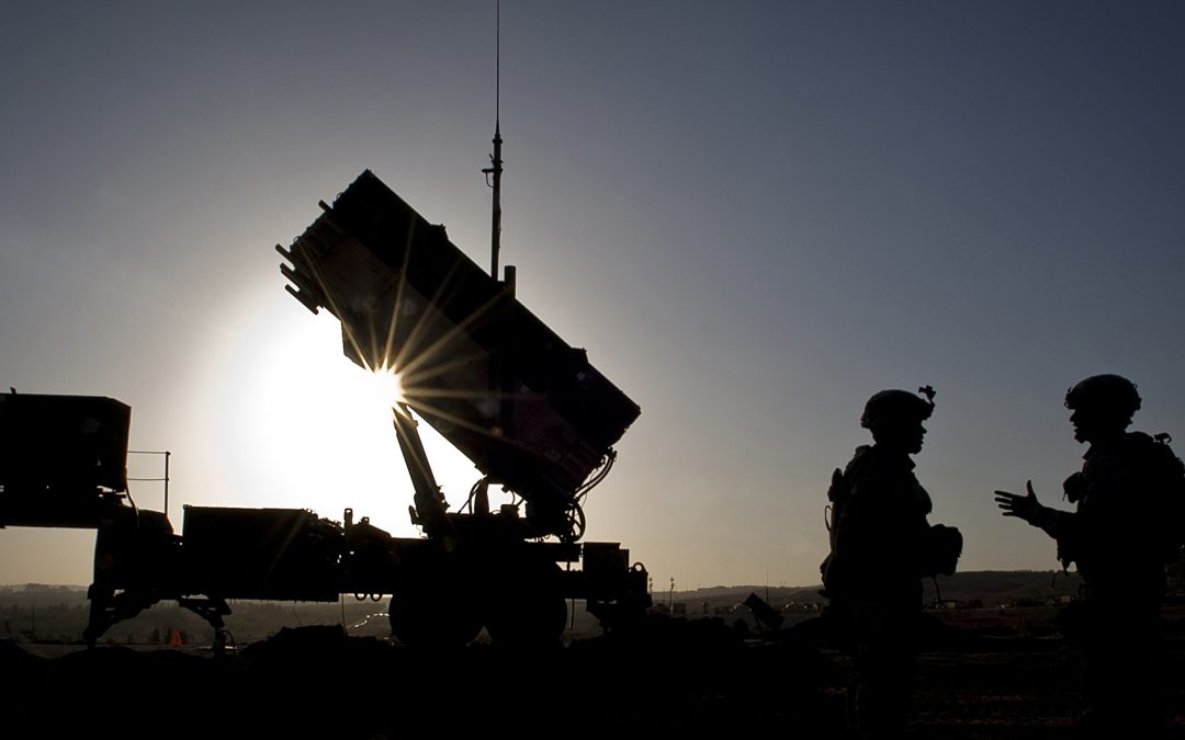Why did the US pull two Patriot missile batteries out of Saudi Arabia?